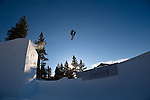 Nike Chosen snowboard competition at Heavenly Valley in South Lake Tahoe. Photo by Scott Sady - Novus Select