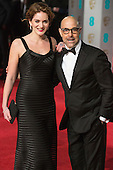 London, UK. 14 February 2016. Actor Stanley Tucci. Red carpet arrivals for the 69th EE British Academy Film Awards, BAFTAs, at the Royal Opera House. © Vibrant Pictures/Alamy Live News