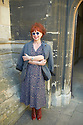 Sarah Jane Lovett  writer  at The Oxford Literary Festival at Christchurch College Oxford  . Credit Geraint Lewis