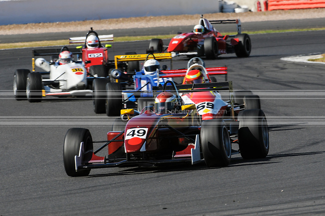 Richard Purcell - Topmarx Racing Dallara F305