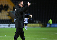 """Graham Westley of Newport County AFC <br /> Re: Newport County manager Graham Westley has defended his conduct after a row that saw club secretary Graham Bean leave after just three weeks.<br /> He left Newport as he """"cannot work"""" with Westley.<br /> """"Any business that goes on between me and the football club is business between me and them,"""" Westley said.<br /> Bean says he quit the club because of the rift with Westley, who was appointed in October, but the manager says Bean was dismissed.<br /> The club confirmed Bean's departure, but declined to comment further."""