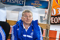 Oleg Blojín, Dynamo Kyiv coach at match