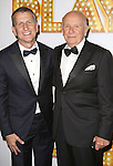 Thomas Kirdahy and Terrence McNally attends the Broadway Opening Night Performance of 'It's Only A Play'  at the Gerald Schoenfeld Theatre on October 9, 2014 in New York City.