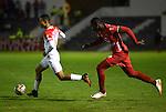 Patriotas venció como local 2-0 a Independiente Santa Fe. Fecha 11 Liga Águila II-2016.