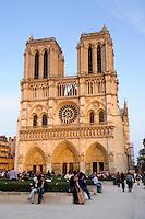 Notre Dame Paris, France.