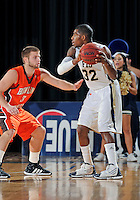 Florida International University guard Jeremy Allen (32) plays against Bowling Green State University, which won the game 61-53 on December 22, 2011 at Miami, Florida. .