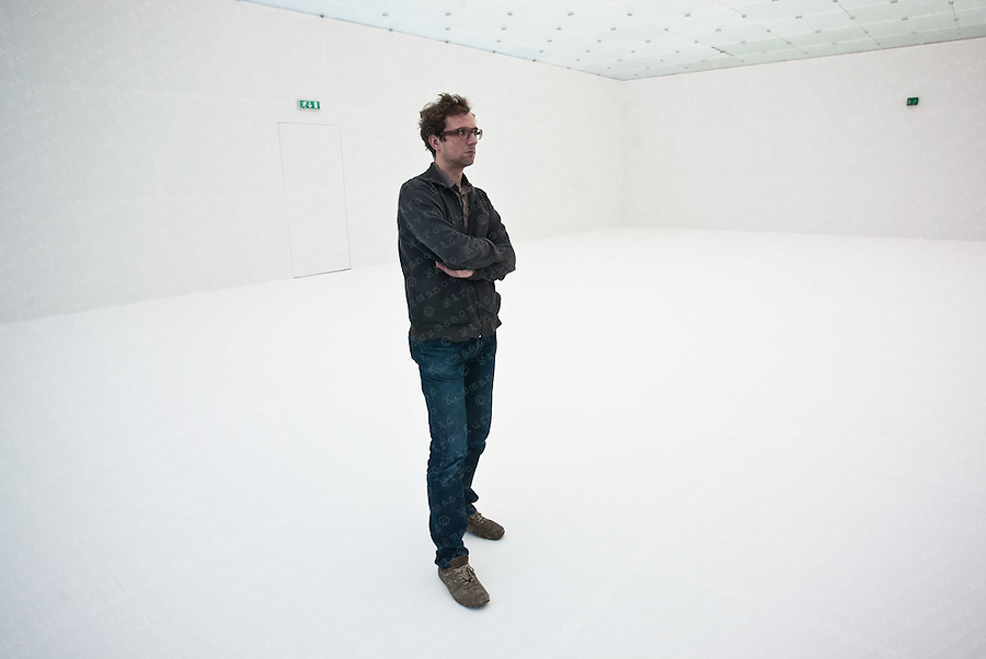 Hans Schabus, an Austrian artist.