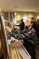Marjorie Martin-Sisteron<br /> Galerie du rond point du Chambon