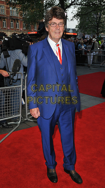 Mike Read at the &quot;Brexit: The Movie&quot; UK film premiere, Odeon Leicester Square cinema, Leicester Square, London, England, UK, on Wednesday 11 May 2016.<br /> CAP/CAN<br /> &copy;Can Nguyen/Capital Pictures