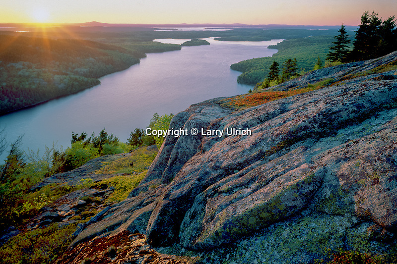 Long Pond and Western Bay<br />