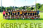 The Austin Stacks team that played Dr Crokes in the Coiste na nÓg semi final in Lewis Road on Wednesday