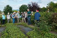 Georgeson Botanical Garden, Fairbanks Alaska, Pacific Horticulture tour Botanical Alaska 2019