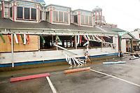Hurricane Ike, Galveston, Texas damage.