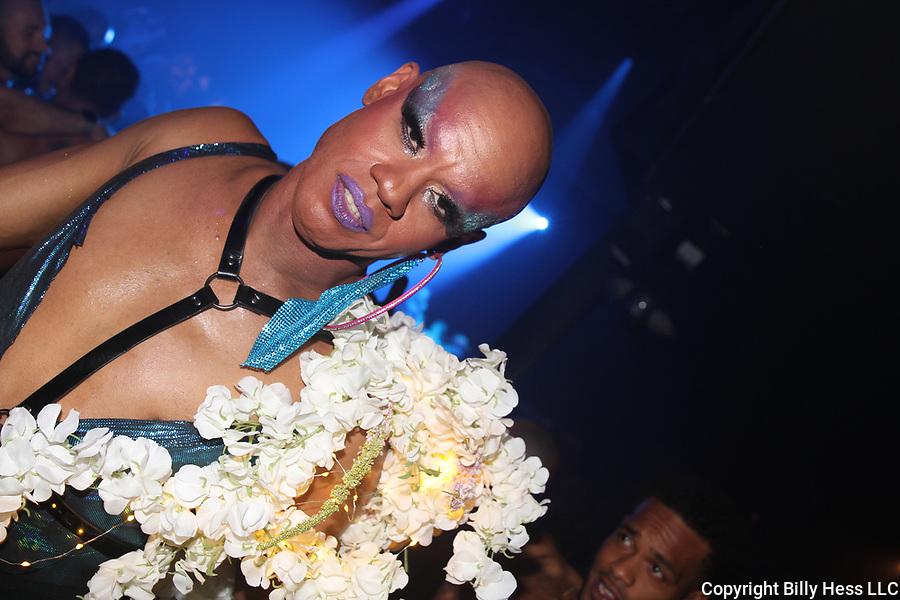 DJ Junior Vasquez Brutally Proud Concrete Jungle Playstation Theater NYC