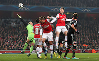 Arsenal v Bayern Munich 19-Feb-2013