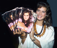 Brooke Shields 1985<br /> Photo By Adam Scull/PHOTOlink.net