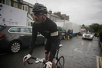 Kristian House (GBR) rolling in<br /> <br /> Tour of Britain<br /> stage 2: Carlisle to Kendal (187km)