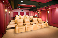 Comfortable Theater Seating
