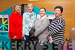 Mag O'Sullivan, Ballylongford, Ann Kissane, Ballybunion,Noreen Larkin Ballybunion and Marian Holly Ballybunion at the Kerry Autism Action one day conference at the  IT Tralee Solas Building on Saturday