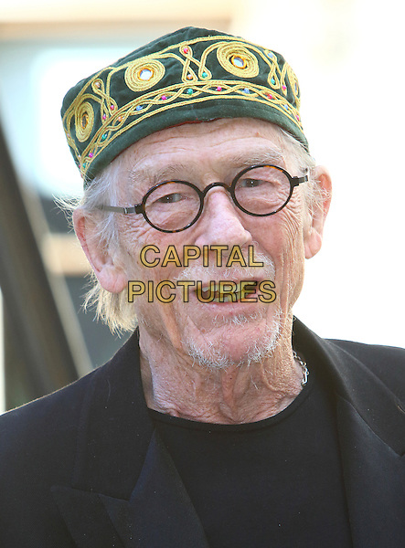 LONDON, ENGLAND - John Hurt at the Royal Academy Summer Exhibition Preview Party at the Royal Academy, Piccadilly, on Tuesday 3 May 2015 , London, England<br /> CAP/ROS<br /> &copy;Steve Ross/Capital Pictures