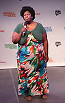 NaTasha Yvette Williams from 'Valuville'  performs in a special preview of the 2014 New York Musical Theatre Festival (NYMF) at Ford Foundation Studio Theatre in The Pershing Square Signature Center on July 2, 2014 in New York City.