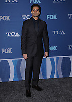 04 January 2018 - Pasadena, California - Manish Dayal. FOX Winter TCA 2018 All-Star Partyheld at The Langham Huntington Hotel in Pasadena.  <br /> CAP/ADM/BT<br /> &copy;BT/ADM/Capital Pictures