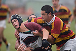 Colts Final between Waikato & North Harbour. North Harbour won the game. 20th Northern Redion Maori Rugby Tournament held at Ardmore Marist Rugby Football Club, Feb 29th - 1st Mar, 2008