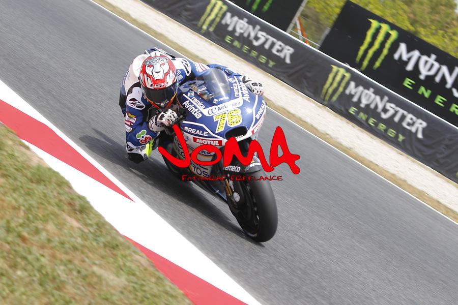 Loris BAZ (FRA) Reale Avintia Racing, Moto GP, Free practice, Gran Premi Monster Energy de Catalunya