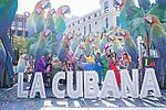 Presentation of 'Adios Arturo' musical of La Cubana Company in Madrid. October 3, 2019. (ALTERPHOTOS/Francis Gonzalez)