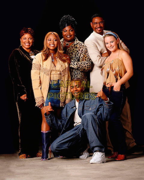 YVETTE WILSON, COUNTESS VAUGHN, MO'NIQUE, KEN LAWSON, DORIEN WILSON & JENNA VON OY.in The Parkers.Ref: FB.www.capitalpictures.com.sales@capitalpictures.com.Supplied by Capital Pictures