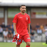 20190717 - LICHTERVELDE , BELGIUM : Mouscron's Alexandre Ippolito pictured during a friendly game between KSV Roeselare and Royal Excelsior Mouscron Moeskroen during the preparations for the 2019-2020 season , Wednesday 17 July 2019 ,  PHOTO DAVID CATRY | SPORTPIX.BE