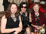 Michelle Moralee, Karen Heavey and Rosemary Reilly at the Oscars fancy dress party in Watters of Collonin aid of the Gary Kelly Cancer Support Centre.  Photo:Colin Bell/pressphotos.ie