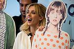 """Leticia Dolera durante el photocall de la presentación de la pelicula """"Requisitos para ser una persona normal"""" en los cines Palafox.<br /> (ALTERPHOTOS/BorjaB.Hojas)"""