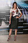 Nieves Alvarez poses at a MAC makeup new season photocall at Italy Consulate in Madrid, Spain. June 26, 2014. (ALTERPHOTOS/Victor Blanco)