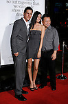 """HOLLYWOOD, CA. - October 20: Actor Jason Mewes, fiance Jordan Monsanto and actor Rex Lee arrive at the Los Angeles Premiere of """"Zack And Miri Make A Porno"""" at Grauman's Chinese Theater in Hollywood, California."""