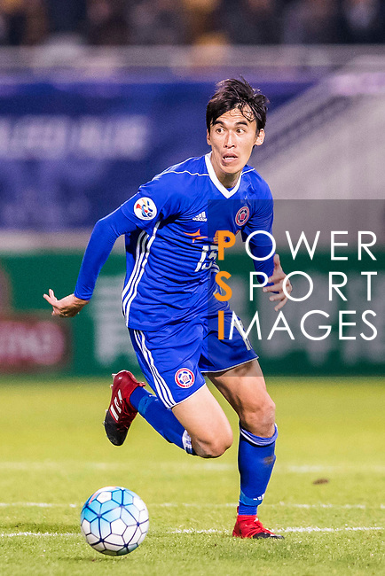 Tse Man Wing of Eastesrn SC (HKG) in action during the AFC Champions League 2017 Group G match between Eastern SC (HKG) and Kawasaki Frontale (JPN) at the Mongkok Stadium on 01 March 2017 in Hong Kong, China. Photo by Chris Wong / Power Sport Images