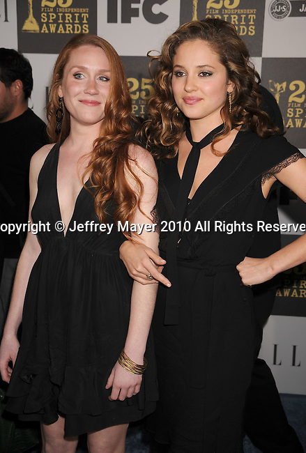 25th Film Independent Spirit Awards - Arrivals | Jeffrey Mayer
