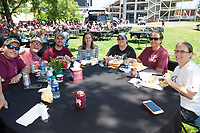 Staff Appreciation Day.<br />  (photo by Megan Bean / &copy; Mississippi State University)