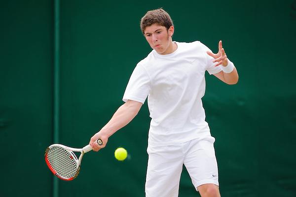 Sean Hodkin<br /> Road To Wimbledon 2013