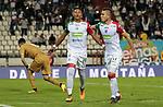 Once Caldas venció 3-1 a Deportivo Cali. Fecha 8 Liga Águila II-2018.