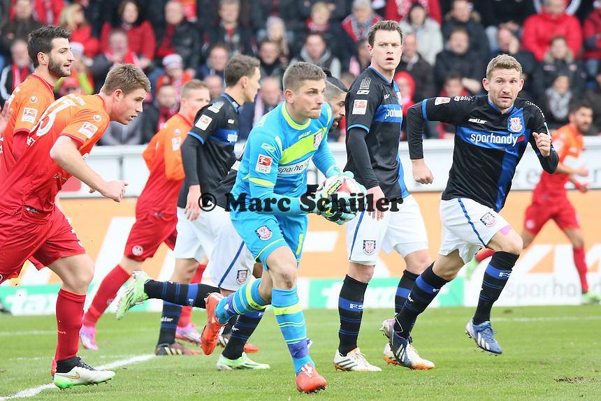Patric Klandt (FSV) - FSV Frankfurt vs. 1. FC Kaiserslautern, Frankfurter Volksbank Stadion