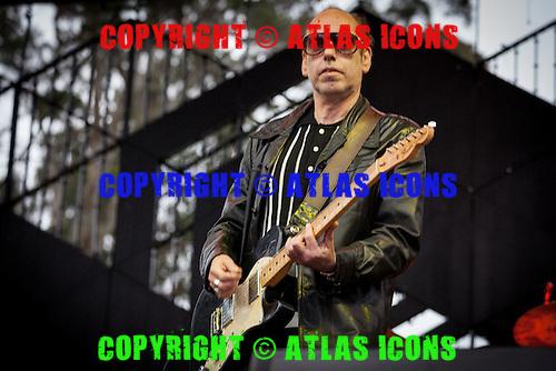 Mick Jones; BIG AUDIO DYNAMITE; Live: 2011<br /> Photo Credit: JOSH WITHERS/ATLASICONS.COM