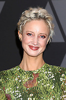 HOLLYWOOD, CA - NOVEMBER 11: Andrea Riseborough at the AMPAS 9th Annual Governors Awards at the Dolby Ballroom in Hollywood, California on November 11, 2017. Credit: David Edwards/MediaPunch /NortePhoto.com