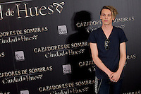 Jamie Campbell Bower attends a photocall for 'The Mortal Instruments: City Of Bones' ('Cazadores de Sombras: Ciudad de Hueso') at Villamagna Hotel on August 22, 2013 in Madrid, Spain. (Alterphotos/Victor Blanco)