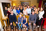 Nora Butler from Castleisland, was joined by family and friends for her 40th birthday at the Liquid Lounge in Killarney on Saturday night.