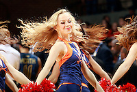 Virginia dancers during the game Jan. 22, 2015, in Charlottesville, Va. Virginia defeated Georgia Tech 57-28.