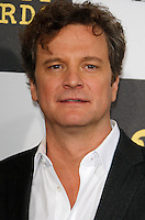 UK actor Colin Firth arrives at the 25th Independent Spirit Awards held at the Nokia Theater in Los Angeles on March 5, 2010. The Independent Spirit Awards is a celebration honoring films made by filmmakers who embody independence and originality..Photo by Nina Prommer/Milestone Photo