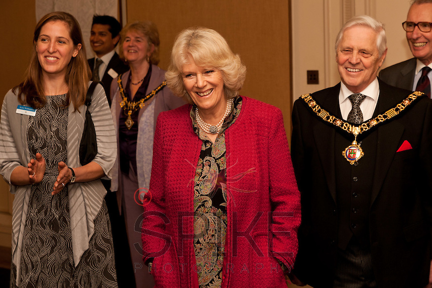 It was a pleasure to snap Camilla, Duchess of Cornwall at Nottingham's grand Council House in the Market Square. Her Royal Highness was visiting First Story, a charity with the noble aim of inspiring students who might not otherwise get the opportunity to write, and get their story published.