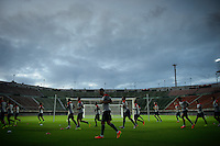 USMNT Travel and Training, Salvador, Sunday, June 29, 2014