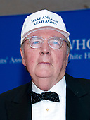 Author James Patterson arrives for the 2017 White House Correspondents Association Annual Dinner at the Washington Hilton Hotel on Saturday, April 29, 2017.<br /> Credit: Ron Sachs / CNP